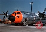 Image of Lockheed C-130E Hercules United States USA, 1960, second 29 stock footage video 65675031746