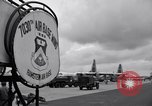 Image of C-130A Hercules Kaiserslautern Germany, 1962, second 12 stock footage video 65675031754