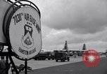 Image of C-130A Hercules Kaiserslautern Germany, 1962, second 13 stock footage video 65675031754