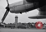 Image of C-130A Hercules Kaiserslautern Germany, 1962, second 47 stock footage video 65675031754