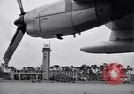 Image of C-130A Hercules Kaiserslautern Germany, 1962, second 50 stock footage video 65675031754