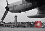 Image of C-130A Hercules Kaiserslautern Germany, 1962, second 51 stock footage video 65675031754