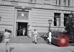 Image of Congressman C R King Wiesbaden Germany, 1955, second 11 stock footage video 65675031761