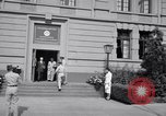 Image of Congressman C R King Wiesbaden Germany, 1955, second 12 stock footage video 65675031761