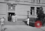 Image of Congressman C R King Wiesbaden Germany, 1955, second 14 stock footage video 65675031761
