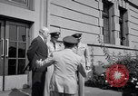 Image of Congressman C R King Wiesbaden Germany, 1955, second 17 stock footage video 65675031761