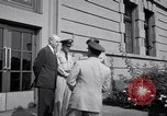Image of Congressman C R King Wiesbaden Germany, 1955, second 18 stock footage video 65675031761