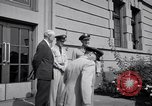 Image of Congressman C R King Wiesbaden Germany, 1955, second 19 stock footage video 65675031761