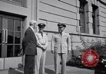 Image of Congressman C R King Wiesbaden Germany, 1955, second 23 stock footage video 65675031761