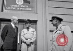 Image of Congressman C R King Wiesbaden Germany, 1955, second 24 stock footage video 65675031761