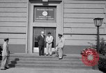 Image of Congressman C R King Wiesbaden Germany, 1955, second 30 stock footage video 65675031761