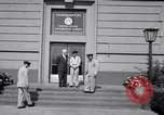 Image of Congressman C R King Wiesbaden Germany, 1955, second 31 stock footage video 65675031761