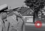 Image of Charles A Halleck Wiesbaden Germany, 1955, second 26 stock footage video 65675031763