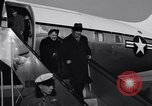 Image of Admiral William A. Radford Wiesbaden Germany, 1957, second 33 stock footage video 65675031774