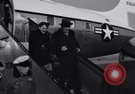 Image of Admiral William A. Radford Wiesbaden Germany, 1957, second 34 stock footage video 65675031774