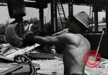 Image of German construction Wiesbaden Germany, 1954, second 57 stock footage video 65675031778