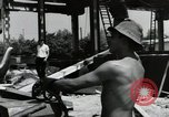Image of German construction Wiesbaden Germany, 1954, second 58 stock footage video 65675031778