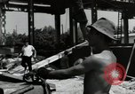 Image of German construction Wiesbaden Germany, 1954, second 59 stock footage video 65675031778