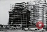 Image of construction Wiesbaden Germany, 1954, second 13 stock footage video 65675031779