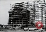 Image of construction Wiesbaden Germany, 1954, second 23 stock footage video 65675031779