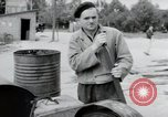 Image of construction Wiesbaden Germany, 1954, second 35 stock footage video 65675031779