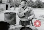 Image of construction Wiesbaden Germany, 1954, second 38 stock footage video 65675031779