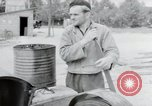 Image of construction Wiesbaden Germany, 1954, second 39 stock footage video 65675031779