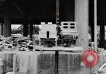 Image of construction Wiesbaden Germany, 1954, second 41 stock footage video 65675031779
