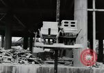 Image of construction Wiesbaden Germany, 1954, second 42 stock footage video 65675031779