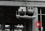 Image of construction Wiesbaden Germany, 1954, second 44 stock footage video 65675031779