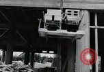 Image of construction Wiesbaden Germany, 1954, second 50 stock footage video 65675031779