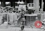 Image of construction Wiesbaden Germany, 1954, second 54 stock footage video 65675031779