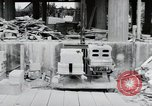 Image of construction Wiesbaden Germany, 1954, second 60 stock footage video 65675031779