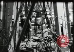 Image of construction of bridge Wiesbaden Germany, 1954, second 20 stock footage video 65675031784