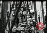 Image of construction of bridge Wiesbaden Germany, 1954, second 22 stock footage video 65675031784