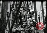 Image of construction of bridge Wiesbaden Germany, 1954, second 23 stock footage video 65675031784