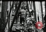 Image of construction of bridge Wiesbaden Germany, 1954, second 24 stock footage video 65675031784