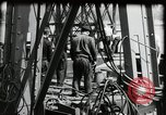 Image of construction of bridge Wiesbaden Germany, 1954, second 26 stock footage video 65675031784