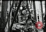 Image of construction of bridge Wiesbaden Germany, 1954, second 29 stock footage video 65675031784