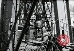 Image of construction of bridge Wiesbaden Germany, 1954, second 47 stock footage video 65675031784