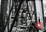 Image of construction of bridge Wiesbaden Germany, 1954, second 48 stock footage video 65675031784