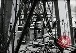 Image of construction of bridge Wiesbaden Germany, 1954, second 50 stock footage video 65675031784