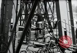 Image of construction of bridge Wiesbaden Germany, 1954, second 53 stock footage video 65675031784