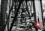 Image of construction of bridge Wiesbaden Germany, 1954, second 55 stock footage video 65675031784
