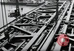 Image of construction work Mainz Germany, 1954, second 20 stock footage video 65675031789