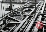 Image of construction work Mainz Germany, 1954, second 26 stock footage video 65675031789