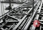 Image of construction work Mainz Germany, 1954, second 27 stock footage video 65675031789