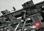 Image of construction work Mainz Germany, 1954, second 31 stock footage video 65675031789