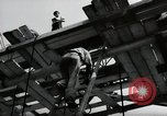 Image of construction work Mainz Germany, 1954, second 36 stock footage video 65675031789