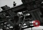Image of construction work Mainz Germany, 1954, second 37 stock footage video 65675031789